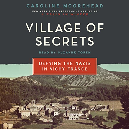 Village of Secrets audiobook cover art