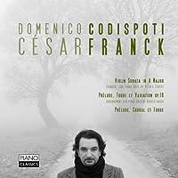 Franck: Preludes, Violin sonata transcription by Domenico Codispoti (2013-07-30)