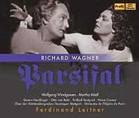 Richard Wagner: Parsifal / Leitner (1954) (2009-07-28)