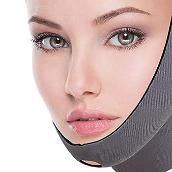 The Elixir Beauty V-line Face Lifting Slimmer V Face Line Belt Chin Cheek Slim Lift Up Anti Wrinkle Mask Strap Band Face-lifting Bandage Thin Face Mask