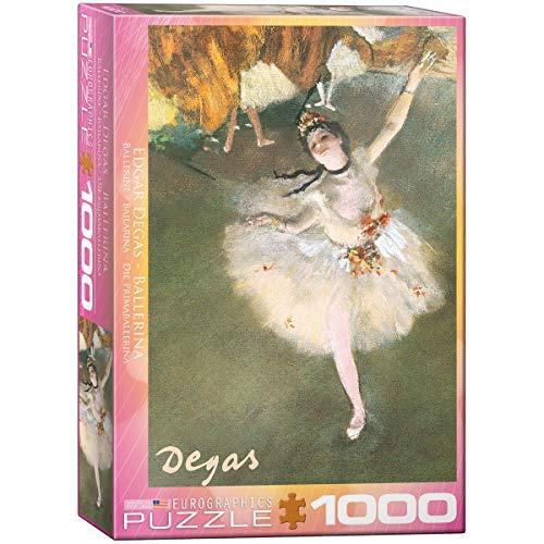 Eurographics Puzzle Ballerine par Edgar Dagas (1000 pièces)