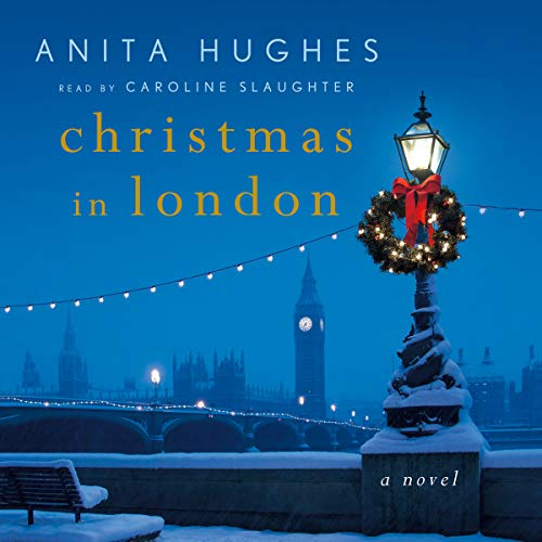 Christmas in London audiobook cover art