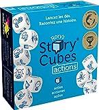 Asmodée ASMRSC02ML1 Rory's Story Cubes Actions Gioco, Blu