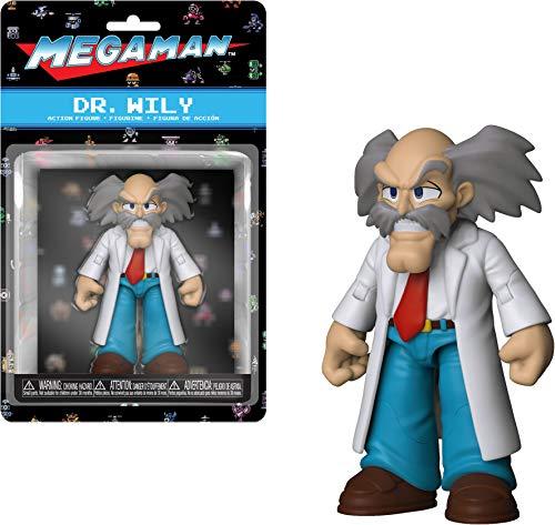 Funko 34821 Action-Figur: Megaman: Dr. Wily, Multi
