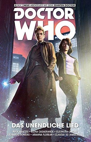 Doctor Who - Der zehnte Doktor, Band 4: Das unendliche Lied (Comic)