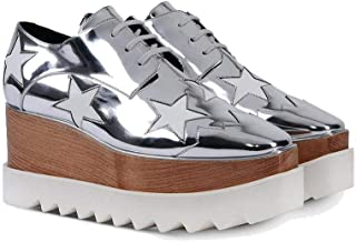 Women's Indium Elyse Star Sneaker Shoes Rose Gold