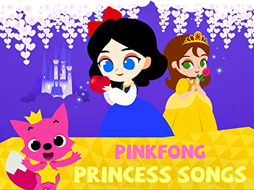 Pinkfong! Princess Songs