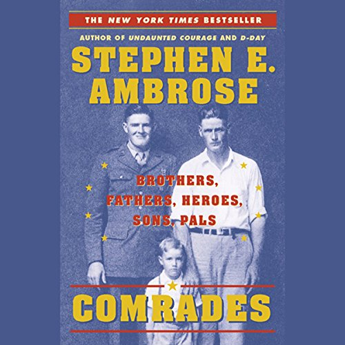 Comrades audiobook cover art