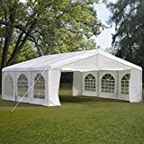 20'X20' Party Tent Heavy Duty Wedding Tent Outdoor Gazebo Event Shelter Canopy...