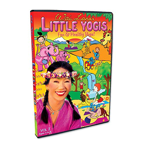 Wai Lana's Little Yogis: Fun & Healthy Yoga! Vol. 2