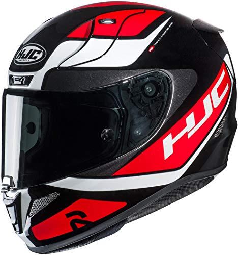 HJC Helmets RPHA 11 SCONA MC1, Schwarz/Weiss/Rot, L Nc