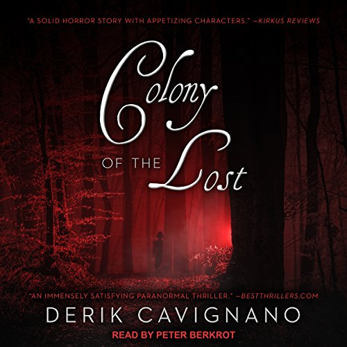 Colony of the Lost audiobook cover art