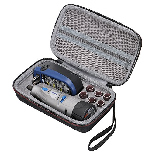 Case for Dremel 7300-N/8 MiniMite 4.8-Volt Cordless Two-Speed Rotary Tool By XANAD