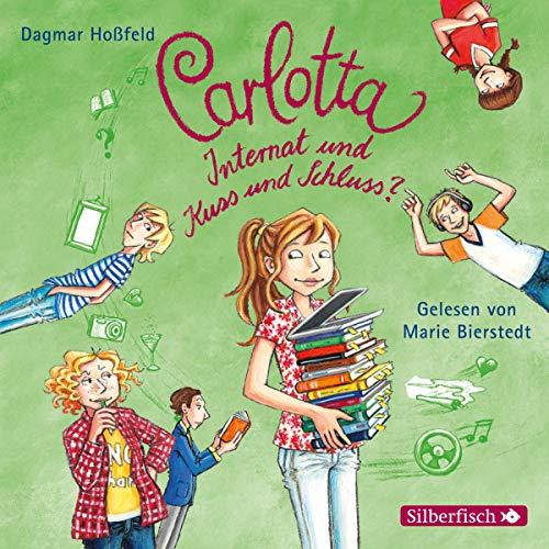 Internat und Kuss und Schluss?     Carlotta 9              Autor:                                                                                                                                 Dagmar Hoßfeld                               Sprecher:                                                                                                                                 Marie Bierstedt                      Spieldauer: 2 Std. und 24 Min.     7 Bewertungen     Gesamt 4,6