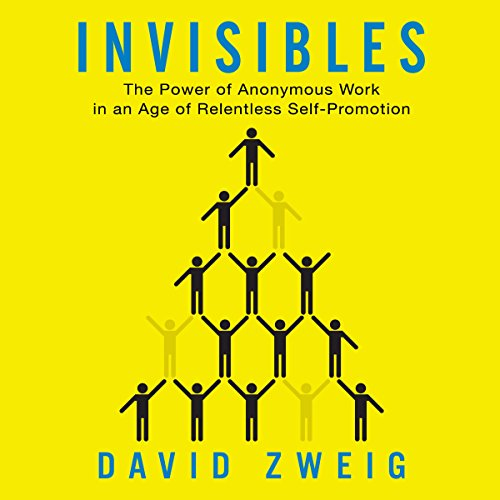 Invisibles audiobook cover art