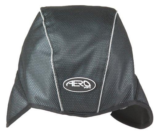 Aero Sport® AquaSkullTM 3M Scotchlite Hi Visibility Cycling/Skiing&Running Cap/Helmet Liner...