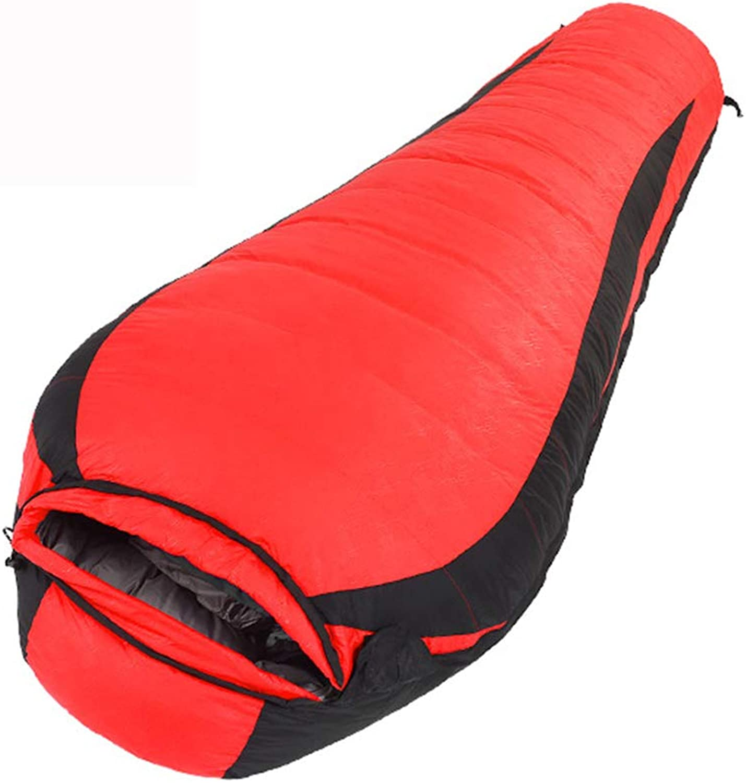 KANGLE Mumienschlafsack Portable Wasserdichte 90% Weiße Ente Daunenfüllung -20 ° C Für Camping, Wandern, Outdoor-Aktivitäten B07GT1DX8N  Kaufen