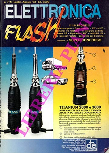 Elettronica flash.