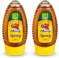 Dabur 100% Pure Honey Squeezy