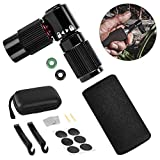 AutoWT CO2 Bike Tire Inflators Kits, Bicycle Pumps Nozzle with Insulated Sleeve |