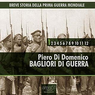 Breve storia della Prima Guerra Mondiale, Vol.1 copertina