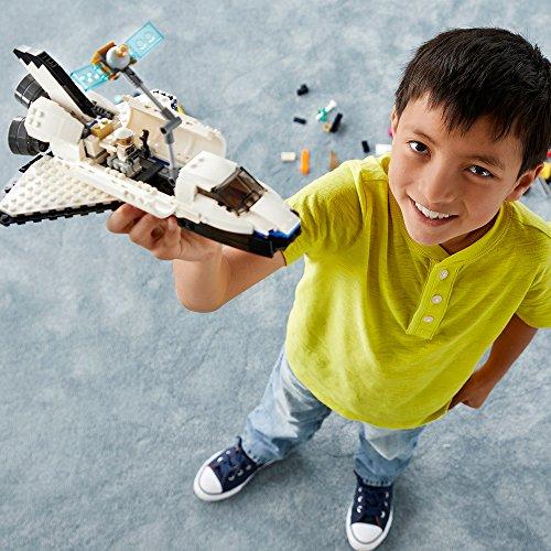 LEGO Creator Space Shuttle Explorer 31066 Building Kit (285 Piece)