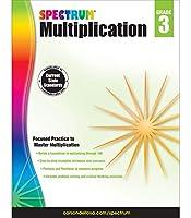 Spectrum Multiplication, Grade 3