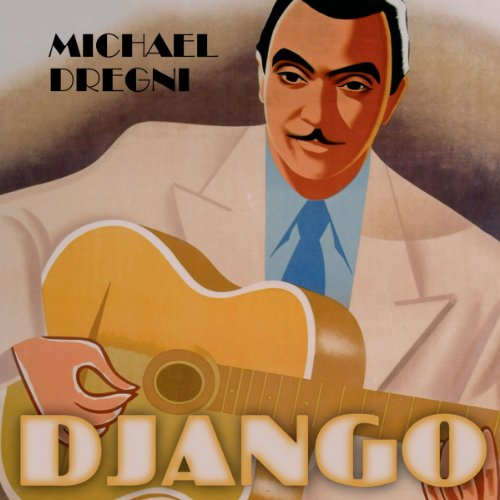 Django audiobook cover art