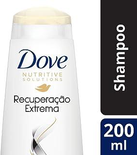 Shampoo Uso Diário 200Ml Recuperação Extrema Unit, Dove