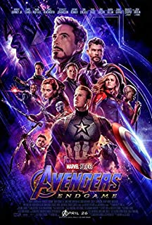 AVENGERS ENDGAME SET (2019) - Original Authentic Movie Poster 27x40 & AMC IMAX Exclusive 11