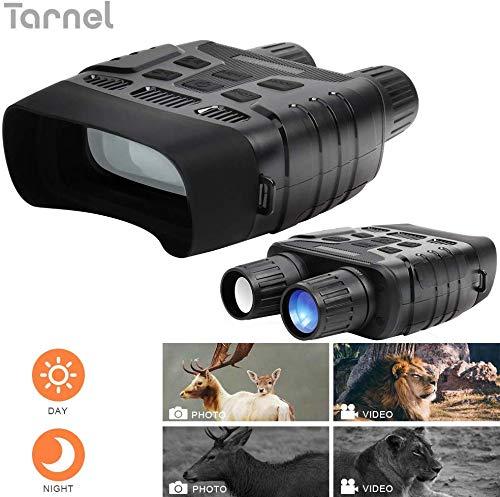 """Binoculares de visión Nocturna Alcance de Caza infrarrojo Digital HD, Imagen 1080Py Video 720Py cámara IR de Pantalla LCD de 2.31\""""en 400m para Vida Salvaje"""