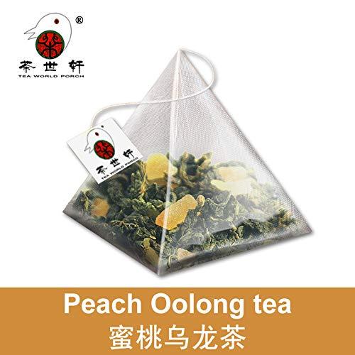 3g*10pcs Peach Oolong tea Taiwan Alishan High Mountain Tea, Peach Flavour Oolong Tea, Natural Organic Health Wulong Tea