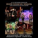 A.D. Records Desde Culiacan, Sinaloa Con Servando Zl, Segunda Edicion