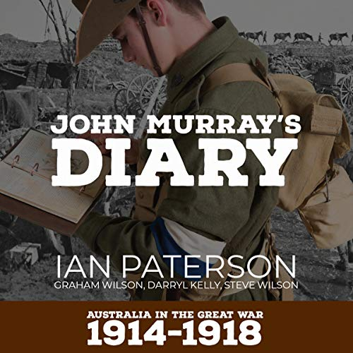 John Murray's Diary 1914-1918 cover art