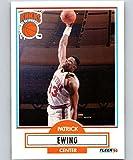 1990-91 Fleer #125 Patrick Ewing NM-MT New York Knicks Licensed NBA Basketball Trading Card