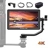 カメラ撮影モニター FEELWORLD Master MA6P 液晶フィールドモニター 一眼レフカメラ撮影確認 5.5インチIPS 超薄型 1920x1080 HDオンカメラビデオモニター 4K HDMI信号