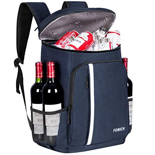 FORICH Backpack Cooler Leakproof Insulated Waterproof Backpack Cooler Bag,...