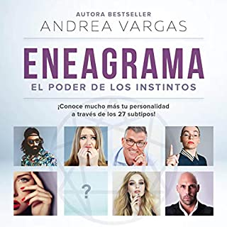 Eneagrama: el poder de los instintos [Enneagram: The Power of the Instincts] audiobook cover art