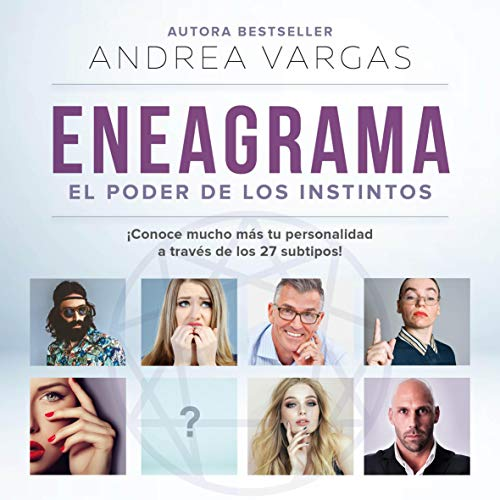 Eneagrama: el poder de los instintos [Enneagram: The Power of the Instincts] cover art