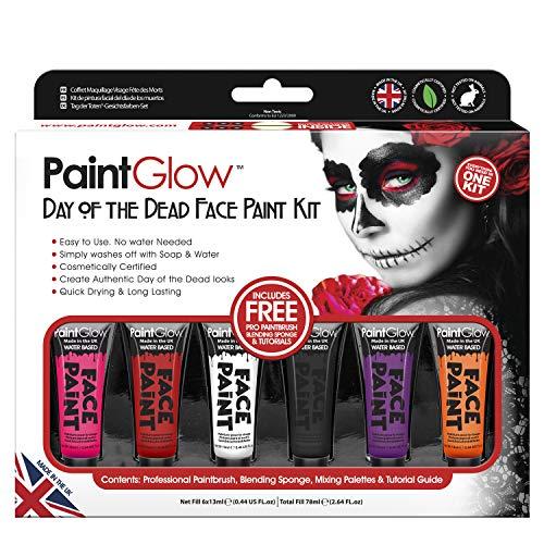 PaintGLow, Acabado de maquillaje - 6 Unidades