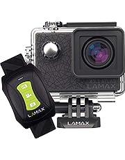 Lamax X3.1 cámara para deporte de acción 2K Ultra HD 16 MP Wifi 58 g - Cámara deportiva (2K Ultra HD, 120 pps, MP4, 720p,1080p, 16 MP, JPG)