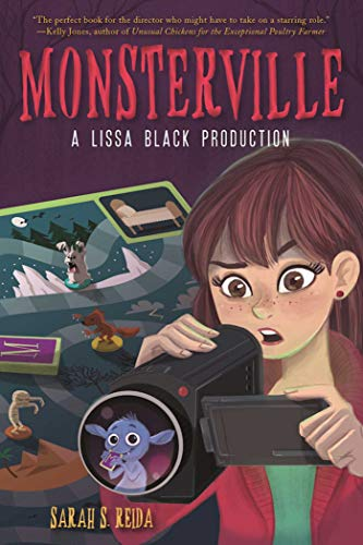 Monsterville: A Lissa Black Production (English Edition)