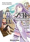 Re:Zero nº 01: Empezar de cero en un mundo diferente. Volumen 1. Primer día en la capital. Primera parte (Manga Shonen)
