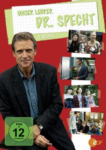 Produktbild Unser Lehrer Dr. Specht - Staffel 3 [4 DVDs]