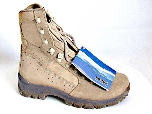 Meindl Desert Fox Wüstenstiefel Einsatzstiefel Kampfstiefel Outdoor Safari Boots (UK 15)