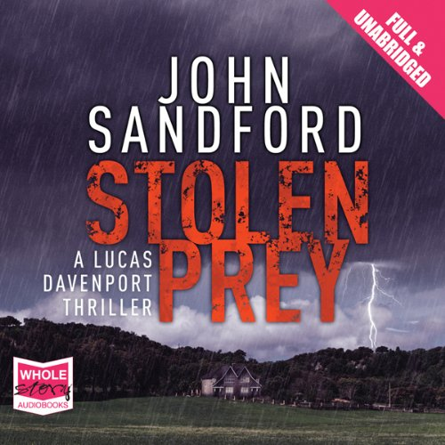 Stolen Prey audiobook cover art
