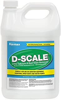 D-Scale Fountain and Aeration Cleaner, 1 Gallon