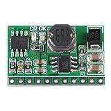 Modulo Boost Converter, Keenso Mini 5V / 2.1A Uscita UPS Alimentatore DIY Scheda di alimentazione Step-up DC-DC Converter Boost Module