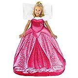 Blankie Tails | Disney Princess Dress Wearable Blanket - Double Sided Super Soft and Cozy Princess Minky Fleece Blanket - Machine Washable Fun Disney Blanket for Kids (Sleeping Beauty - Aurora)