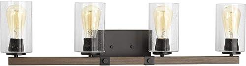 wholesale Progress 2021 high quality Lighting P300069-020 Barnes Mill Bath & Vanity, Bronze outlet online sale